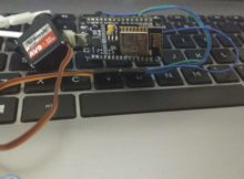 Controlling Servo with ESP